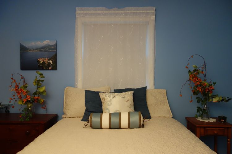 Blue Room at A Cozy B&B